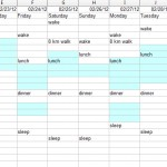 Scheduling your Creativity
