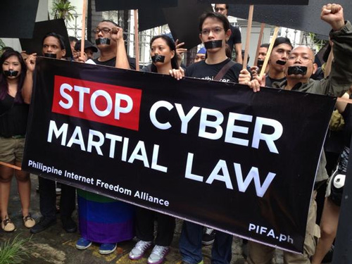 Aftermath of the anti-SOPA movement in the Philippines.