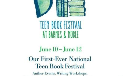 What's happening at Book(dot)con & the Barnes and Noble Teen Book Fest!